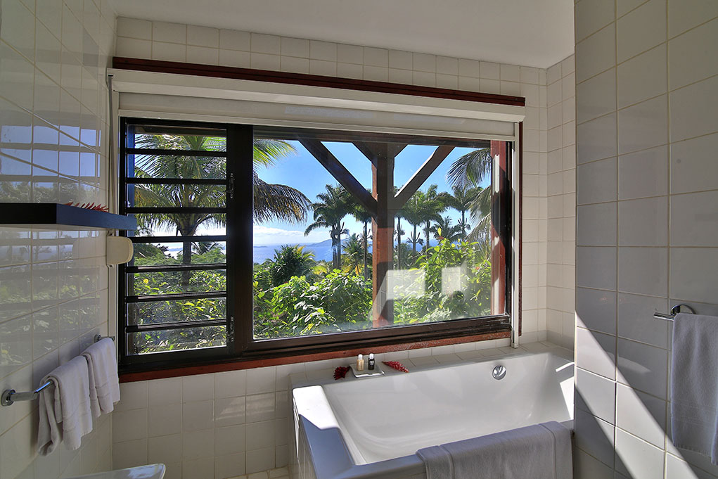 Salle de bain cottage le jardin malanga - Salle de bain cottage ...